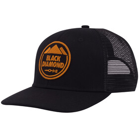 Black Diamond BD Trucker Hoofdbedekking zwart